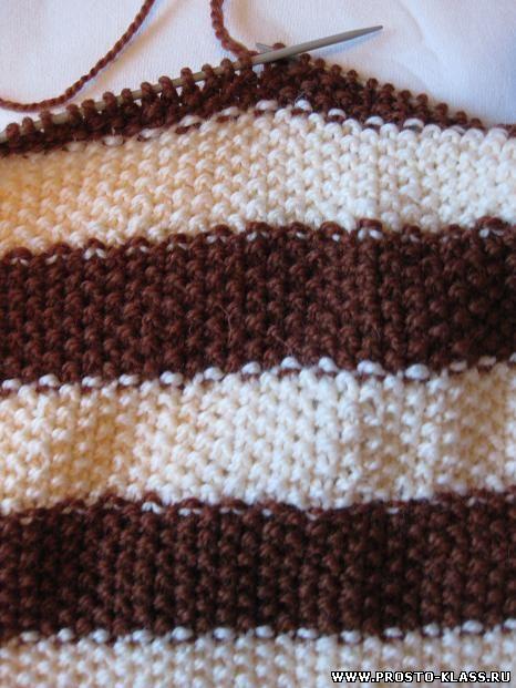 Фотография из рубрики Бесплатные схемы вязания спицами женских пуловеров...